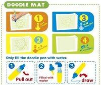 Детский игровой коврик Music Doodle/Sing'n Doodle/Aquadoodle Mat/Water Mat/Water Magic Mat with Music