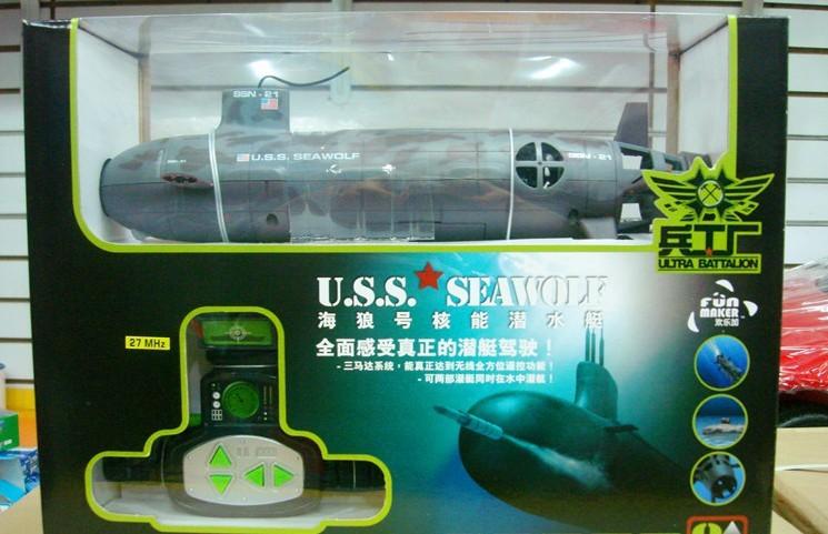 подводная лодка радиоуправляемая в краснодаре