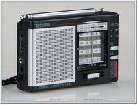 Free shipping TECSUN R-9701 secondary pocket full band frequency radio