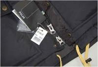 Самые низкие цены! мужчины мягкий пух пальто Куртка Куртка зимнее пальто, parka.fjal бренд parka.sweden флаг Швеции