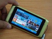 Мобильный телефон N8new Internet mobile phone, a gravity sensor, dual card dual standby, MP 3 / player gifts and