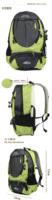 Рюкзак whole sale 2012 new Backpack travel bag shool backpack Rucksa mountain hiking camping backpack b2041