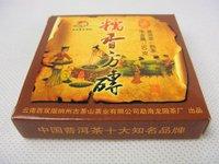 Чай Пуэр 72pcs / 400g Puer, 2010 year Ripe Pu'er tea, Supreme, Yunnan Famous Brand Tea, PB22