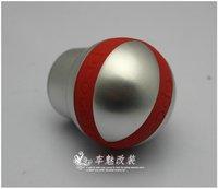 Aluminum alloy gear   motor gear wave rod head Free shipping