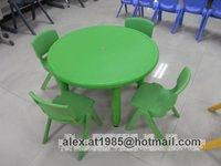 Plastic Table, Children Table, School Furniture, kids table,TC-005