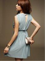 Женское платье NEW hot selling, elegant fashion design SEXY ladies one-piece skirt