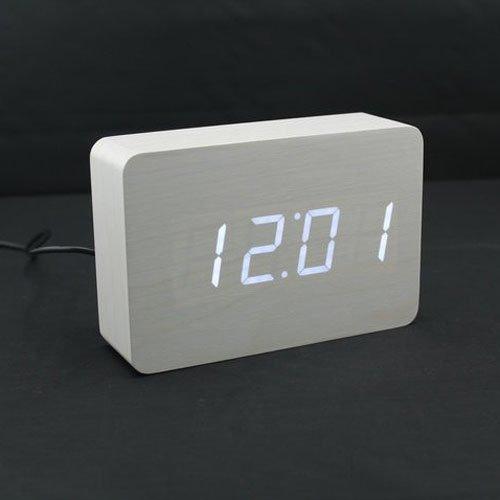 Digital desktop timer Alarm Clock with temperature VOICE mode 2501