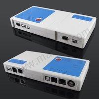 Электромонтажная арматура Multifunctional RJ45 RJ11 USB BNC Cable Tester#875