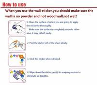 Стикеры для стен