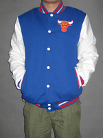 Brand Hip Hop jackets baseball jacket.fashion jacket men,Bulls jackets,Chicago brand jackets,Fashion coat.Hip hop jacket men