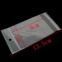 Мешочек для ювелирных изделий 200PCs 13.5x7cm W00900