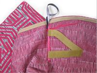 2013 New Fashion Evening Dress HL Bandage Off-Shoulder Color Rose Sexy Jacquard Printting Mini Red Tube Wholesale