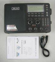 Радио ANJAN DTS 10 Digital FM / AM / Shortwave / SSB World Band Radio Receiver English manual