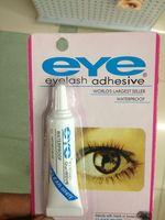 Клей для накладных ресниц pro waterproof makeup False Eyelash glue eyelash adhesive 9g top