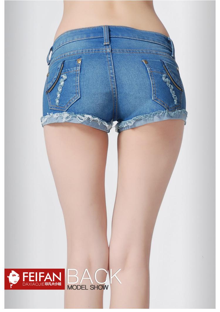 Мини шорты джинсовые женские фото