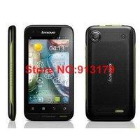 "Мобильный телефон In Stock Original Lenovo A660 Mobile Cell Phone 4"" IPS MTK 6577 Android 4.0 Dual Core Dual Sim GSM 3G Wi-Fi Dustproof Waterproof"