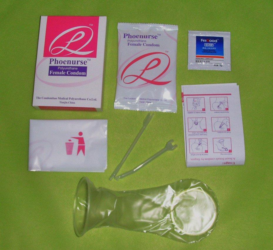 Фото женских презервативов цена