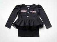 Комплект одежды для девочек KNB girl clothing dress suit + /acs015