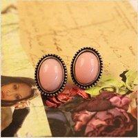 Серьги-гвоздики Vintage Fashion Alloy Stud Earrings E49