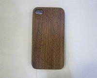 Чехол для для мобильных телефонов Wooden Smart Case Cover For Apple iPhone 4 4G