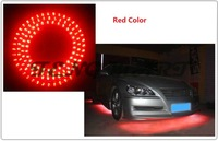 48cm diy colorful led strip light bar, diy car decoration lighting, green/blue/red/white colors available