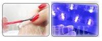 Гель для ногтей 15ml 5oz New Pro Top Coat for Soak Off UV Gel Polish Nair Art Gel 6pcs/lot