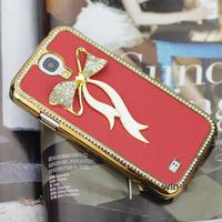Чехол для для мобильных телефонов Made in China Samsung Galaxy S4 i9500 Bling MOQ 1 For Galaxy S4