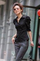 Блузки и рубашки рубашка только одного размера, все же размеры