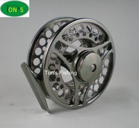 Aluminum Alloy Machine Cut Fly Fishing Reel V3 3/4