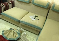 90 * 90 см диван подушка ручной ткань весь и розничная диван коврики