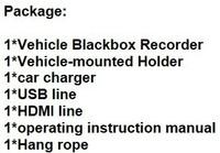 Автомобильный видеорегистратор 2,7/tft 1080 P DVR K6000