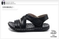 Сандалии для мальчиков children summer sandals, children's genuine leather sandals Children's shoes sandals Children's shoes Кожа