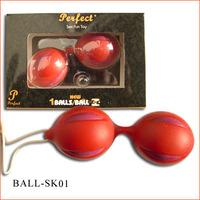 CPAM продуктов вибратор влагалище секс игрушка женщин вибрационные силиконовые Бен ва Кегеля упражнение мяч сексуальное здоровье игрушки для взрослых