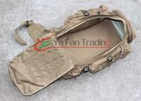 Открытый военные охота molle m4 винтовки пистолет рюкзак