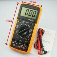 Мультиметр DT/9025a AC DC FLUKE 17B 200UF