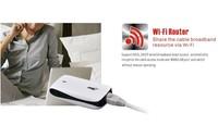 Маршрутизатор ] HAME 2 2/1 3 g wi/fi /5200mah media share A2
