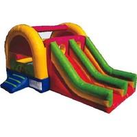 Детский надувной Двухместный Лейн слайд