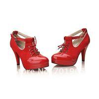 Туфли на высоком каблуке 2012 New Yarn Mill LiangPi Waterproof Shoes