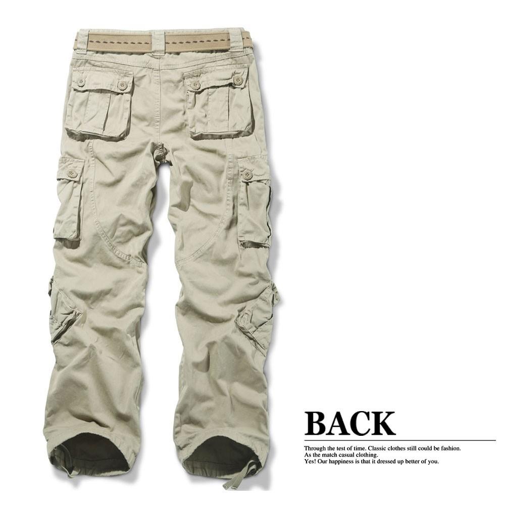 Pantalon multipoches homme - Pantalon multipoche homme ...