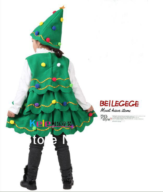Modelos de vestidos de arbol de navidad de ni as imagui - Disfraces para navidad ninos ...
