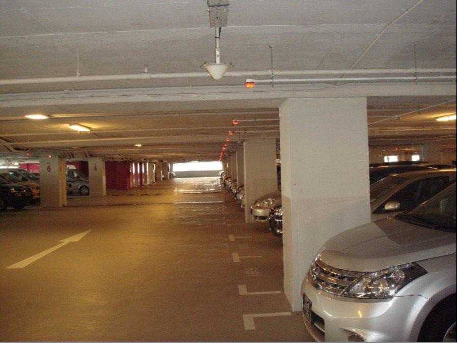 Sensor car park system(pang dong lai plaza)