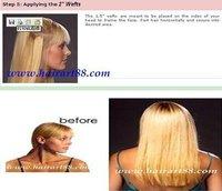 Волосы для наращивания Hair Extensions 20 Inch 6PCS 30G