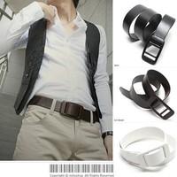 Женские ремни и Камербанды Fashion Faux Leather Premium Plastic Womens strap woman Ceinture Buckle Belt women's belt shopping
