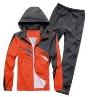 Спортивный костюм для куртки Толстовки и Штаны мужские спортивной одежды для мужчин шесть цветов для выбора, мужской спортивный костюм