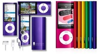 MP3-плеер 8GB 5th Gen MP4 Player 2.2' Video Radio FM MP4 with HD Camera digital