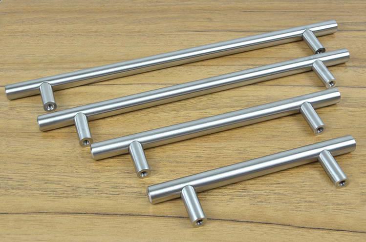 furniture hardware stainless steel kitchen cabinet handles