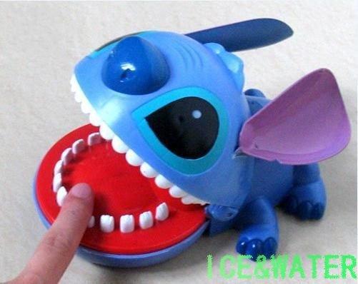 Stitch And 625 Big mouth lilo & stitch will