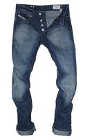 Розничная & Мужские брюки досуг & случайно недавно стиле известного бренда хлопок плюс размер мужчин джинсы брюки
