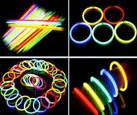 Праздничный атрибут ForLife 100pcs/lot glow stick  8392