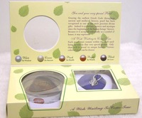 SALE Christmas day gift One box Wish Pearl Necklace set-3621 /retail